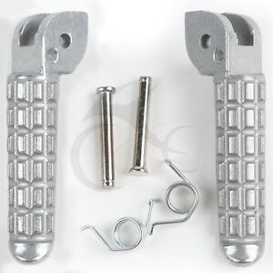 Aluminum-Front-Footrest-Foot-Pegs-For-DUCATI-Monster-696-796-2009-2014