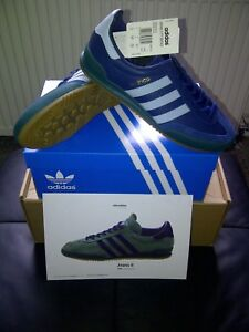 cheaper c1a72 23c78 Image is loading Deadstock-Adidas-Jeans-034-Valencia-034-originals-trainers-