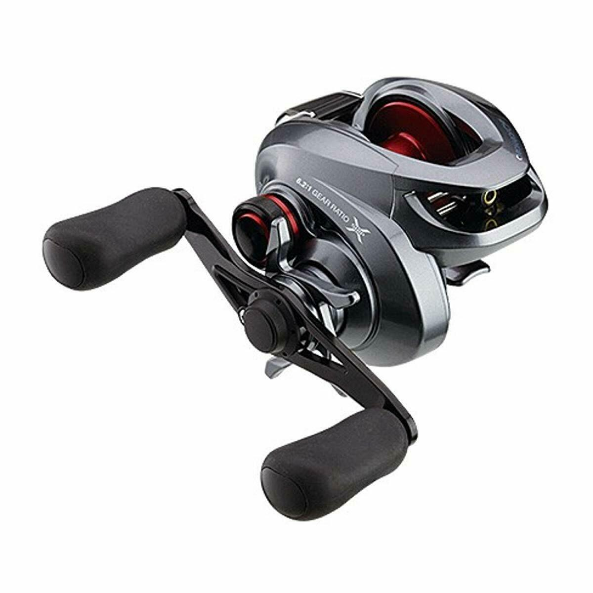 Shiuomoo CHRONARCH CI4 150 Right Heed Bait Casting pesca Reel nuovo From JAPAN