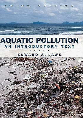 1 of 1 - Aquatic Pollution 3e: An Introductory Text by Laws
