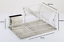 Rust-Free-2-Tier-Stainless-Steel-Collapsible-Dish-Kitchen-Rack-Drainer-Holder-UK thumbnail 2