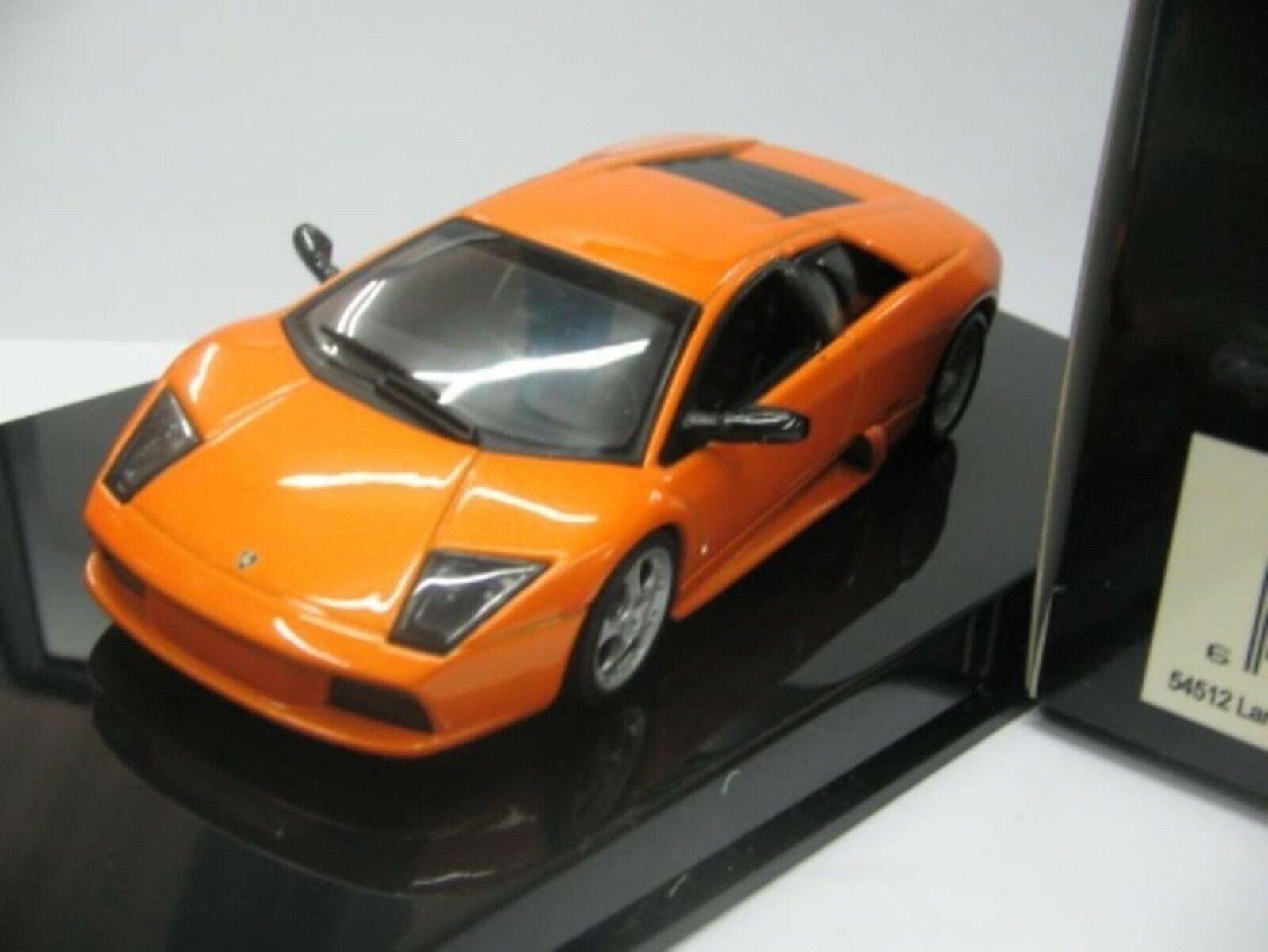 WOW estremamente raro LAMBORGHINI MURCIELAGO LP 620 Arancione 1 43 AUTO art-Minichamps