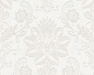 Tapete-AS-Creation-Vliestapete-034-Shabby-Style-034-2934-28-Barock-beige