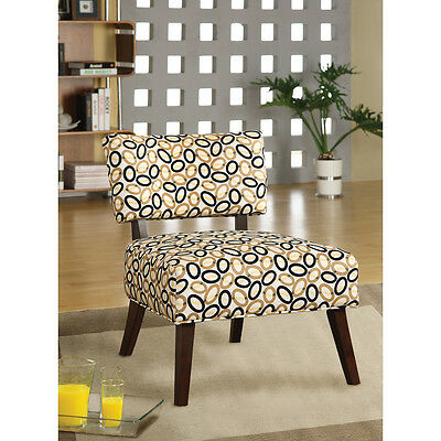 Able Upholstered Accent Chair