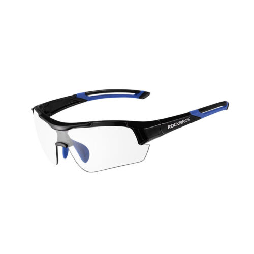 RockBros Cycling Photochromic Glasses Goggles Myopia Frame Sporting Sunglasses