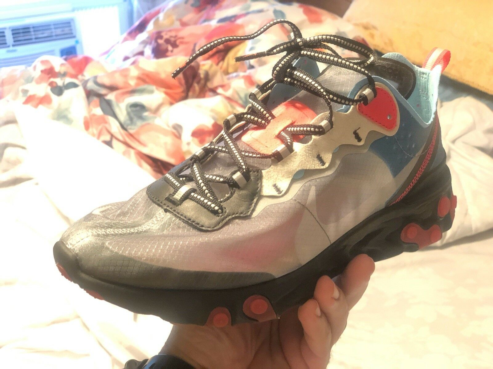 Nike element 87 10.5 react nupudn5008 new shoes formal