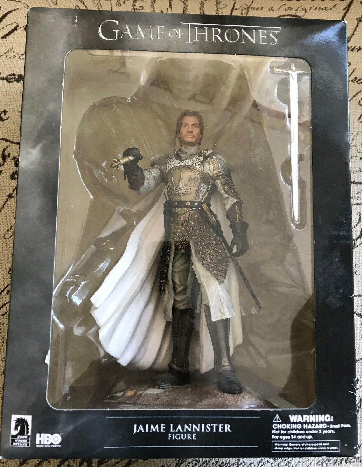 Game of Thrones - Jaime Lannister Dark Horse Deluxe HBO Figure Statue