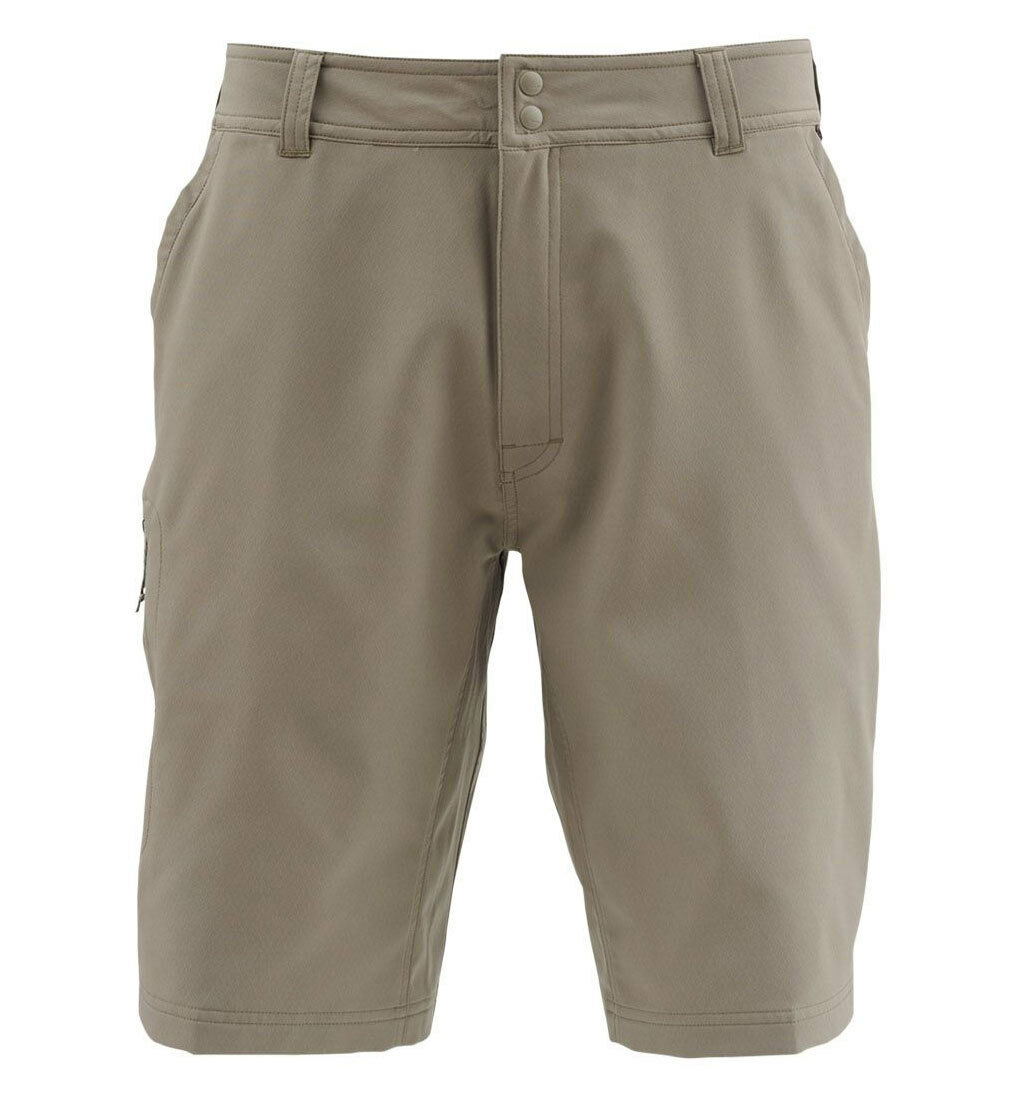 Simms Skiff Short - Cigar - 36  Waist  - Free US Shipping