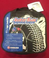 Peerless 0154505 Auto-Trac Tire Traction Chain Set of 2