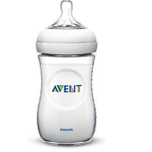 Philips-AVENT-Natural-Slow-Flow-Baby-Milk-Feeding-Bottle-Anti-Colic-260ml-9oz-1m