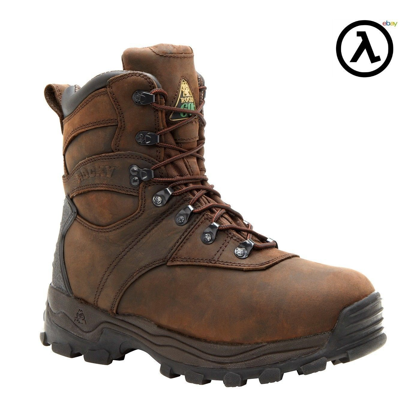ROCKY SPORT UTILITY PRO 600g INSULATED WATERPROOF Stiefel 7480  ALL GrößeS - NEW