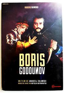 Boris-GODOUNOV-Andrzej-ZULAWSKI-dvd-Tres-bon-etat