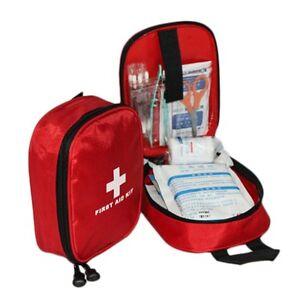 Erste-Hilfe-Tasche-Medikamententasche-Hausapotheke-Reise-Wandern-Verbandstasche