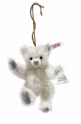 STEIFF TEDDY orso LLADRO ORNAessiT EAN 676901 2007 LIM ED 12 CM oro TRIM