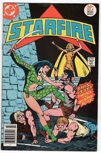 Starfire-Issue-4-DC-Comics-1976-VF