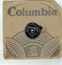 78T DUO NICOLI Accordéon Musette Vinyle Phonographe MENIL JAVA -COLUMBIA DF 3400