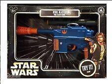 Star Wars Gaceta Han Solo Blaster Arma Con Luz Y Sonido De Halloween, cosplay Raro