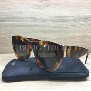0de41dad6dff Celine CL 41096 S 41096 Sunglasses Havana D67 70 Authentic 46mm