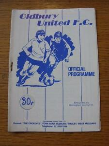 21121991 Oldbury United v Malvern Town  Rusty Staple - Birmingham, United Kingdom - 21121991 Oldbury United v Malvern Town  Rusty Staple - Birmingham, United Kingdom