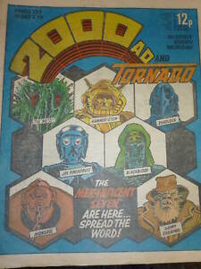 2000-AD-amp-TORNADO-Comic-PROG-No-130-Date-15-09-1979-UK-Paper-Comic