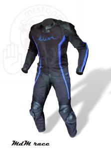 Nuova-tuta-minimoto-MdM-RACE-modello-amp-U-pelle-cordura-adulto-moto-uomo