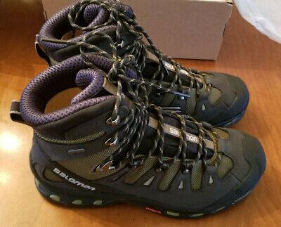 Antimicrobial Salomon Titanium Camo Dark Sneakers & Athletic