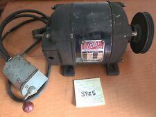 Atlas Craftsman Lathe 1012 Orig Atlas Superpower Motor Withpulleyampdrum Switch