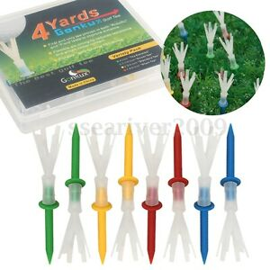 Pack-of-12-4-Yards-More-ProTee-System-Evolution-Plastic-Golf-Tees-2-3-4-039-039