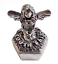 Hand Made In Cornwall Tooth Fairy Hexagonal Pill Pewter Trinket Box