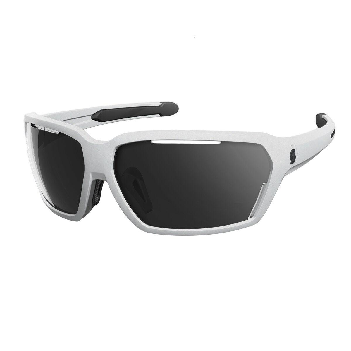 Scott Vector Bicicletta Occhiali Bianco/Nero/Grigio Bianco/Nero/Grigio Bianco/Nero/Grigio bf21f9