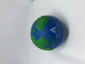Earth-Stress-Ball-2-3-4-Inch-Diameter-Export-Global-Whole-World-Planet-Soft
