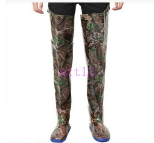 pluie longs baskets élégante bottes pour caoutchouc chaud bottes de de 80 haut pluie des cuisse hommes en cm de fy6gb7