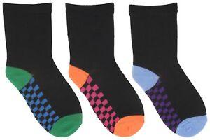 RJM Boys Days of the Week Socks with Coloured Toes /& Heels