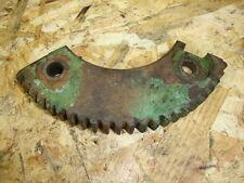 Raster / Zahnsegment für Handbremse Fahr D17NA Traktor Schlepper D17 N A