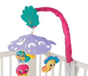 Turtle-039-s-Friends-Musical-Mobile-I-Bright-Colours-I-BIRTHDAY-PRESENT-l-Nursery