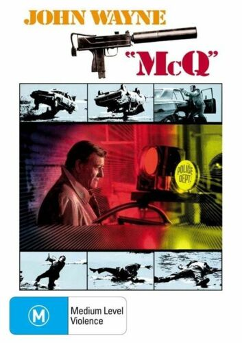 1 of 1 - McQ NEW R4 DVD