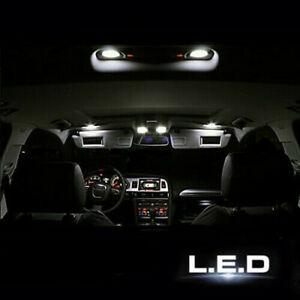 LED Innenraumbeleuchtung Beleuchtung Set Glühbirnen für