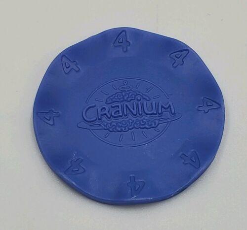 Whoonu Cranium Game Replacement Scoring Token Ranking Dark Blue//Purple Coin 4