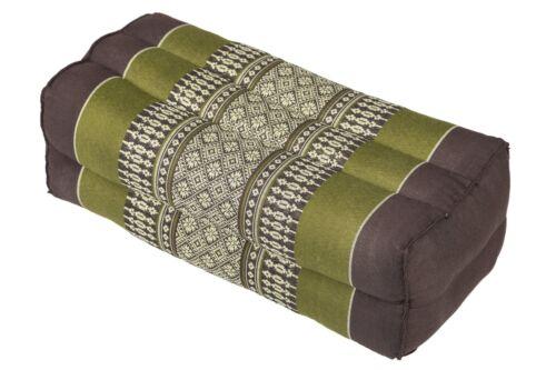 Thai Pillow Block Meditation Cushion Kapok Yoga Cushion Thai Neck Pillow Seat