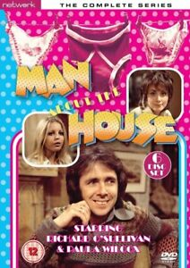 Man-About-The-House-Series-1-2-3-4-5-6-Complete-Collection-Season-1-6-R2-New-DVD