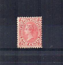 Canada - Colony of Canada 1864 2c LMM