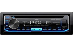 JVC-KD-TD70BT-1-DIN-In-Dash-USB-Bluetooth-CD-Music-Player-Receiver-Car-Stereo
