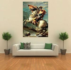 NAPOLEON-BONAPARTE-EMPEROR-NEW-GIANT-POSTER-WALL-ART-PRINT-PICTURE-X1457