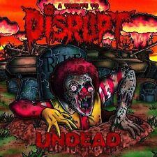 """Disrupt / V.A. """"Undead - a tribute to Disrupt"""", 2-CD, Neuware"""