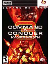 Command & Conquer 3 Kane's Wrath Steam PC Key Code Blitzversand [DE] [EU]