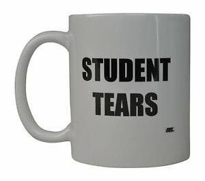 Funny-Teachers-Coffee-Mug-Best-Teacher-Student-Tears-School-Novelty-Cup-Gift