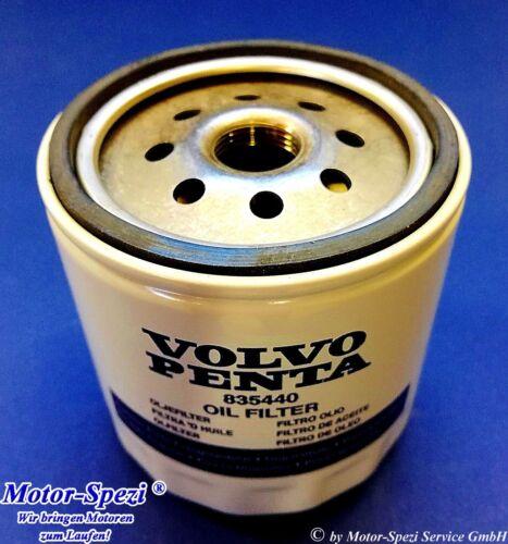 AQ231 und AQ271 Volvo Penta Ölfilter für AQ211 original 835440