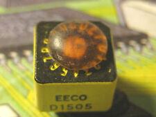 EECO D1505 HEXA Micro Dip® Rotary Switches   1pcs