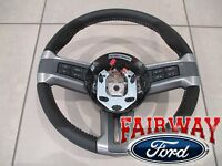 10 Thru 14 Mustang Ford Alcantara Suede Leather Steering Wheel Shelby Gt500