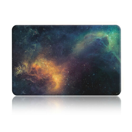 """Galaxy Pattern Hard Case Cover Shell for Macbook Pro 13/"""" A1706 A1708 2016//2017"""